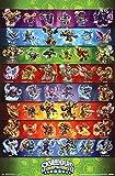 Skylanders Swap Force Grid Poster 22 x 34in