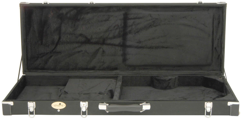 Tweed Style Guitar Case - Electric: 2-Tone chord 127.173UK chord Tweed Electric Guitar Case in two tone finish