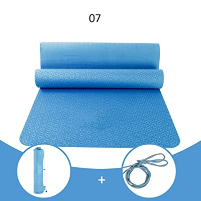 QZ Tapis de yoga Yoga Mats Mâle et femme Sports Dance Mats Fitness Mats