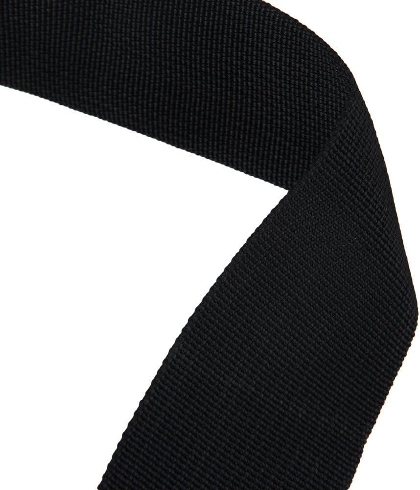 Laptop Bag Black 50Mm Width Adjustable Crossbody Bag Shoulder Replacement Strap