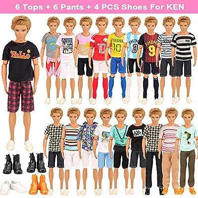 Como Encontrar Ropa Para Barbie y Ken