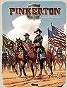 Pinkerton Tome 3 : 1862 - dossier massacre d'Antietam par Guérin