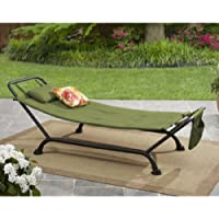 Deals on Mainstays Belden Park Hammock with Stand