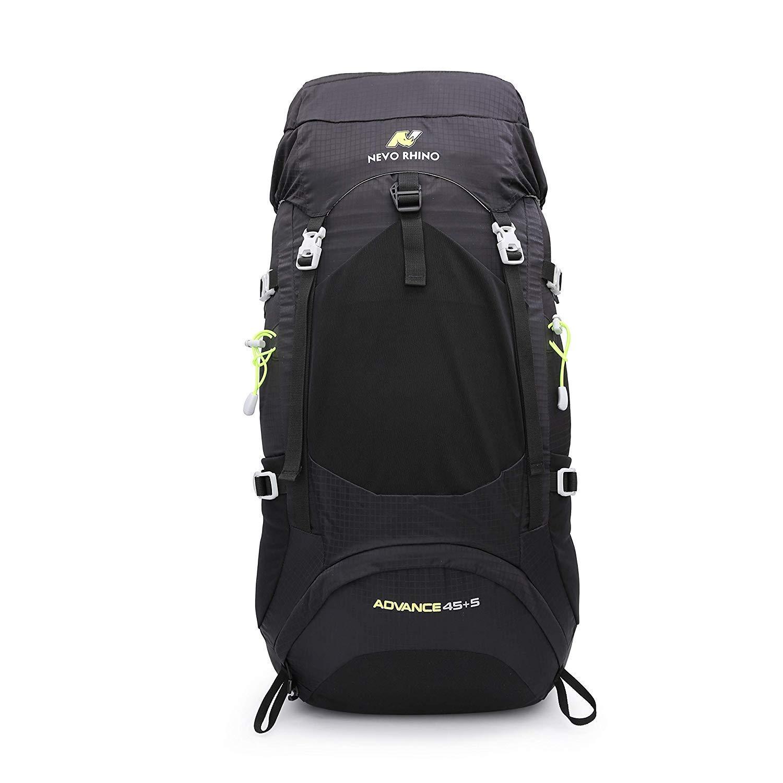 4ac66f5cbe1a Amazon.com   NEVO RHINO 45L   50L Internal Frame Backpack