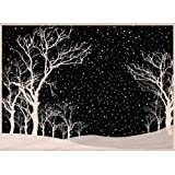Hero Arts Snowy Night Woodblock Stamp