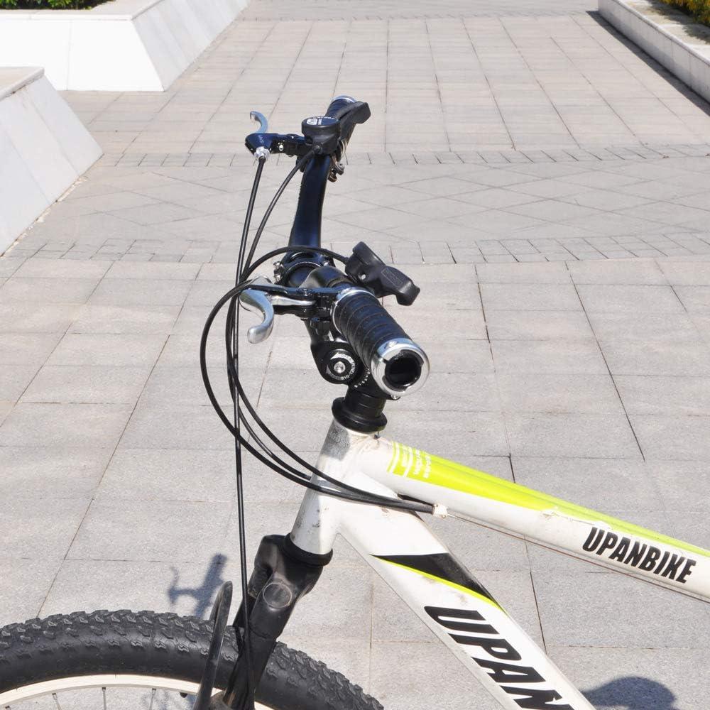 UPANBIKE 720 mm//780 mm /φ31,8 mm Manubrio Extra Lungo per Mountain Bike