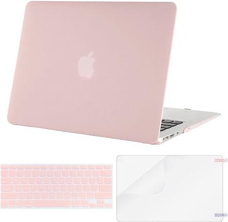 """MacBook Air 13/"""" Funda Rigida para Portatil Protector Pantalla Funda para Teclado"""