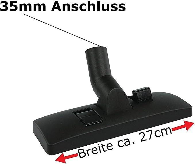 BOCCHETTA combinata adatto per Aspirapolvere Einhell 32mm//35mm parti tubo