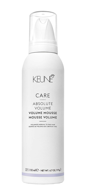 KEUNE CARE Absolute Volume Mousse, 6.7 oz