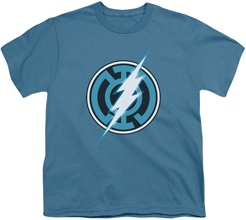 Green Lantern Blue Lantern Flash Youth T-Shirt