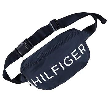 neuer Stil von 2019 große Auswahl an Farben Kostenloser Versand Tommy Hilfiger Hüfttasche - Gürteltasche - Bauchtasche - SCHWARZ ...