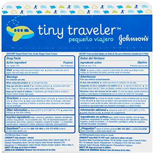 baby products, gifts,  gift sets 8 on sale Johnson & Johnson Baby Take Along Travel Pack (Baby promotion