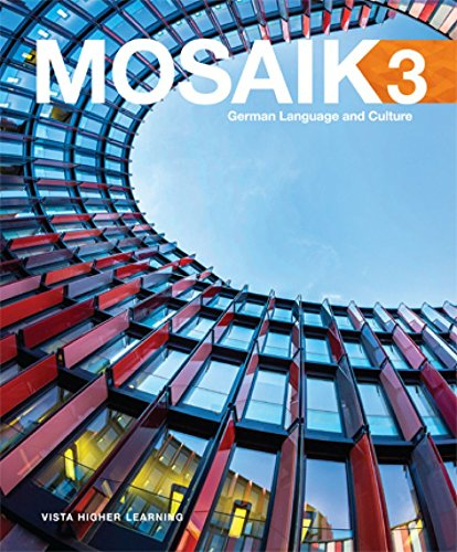 Mosaik 2018, Level 2, Student Textbook and eBook w/ Supersite Plus Code ebook
