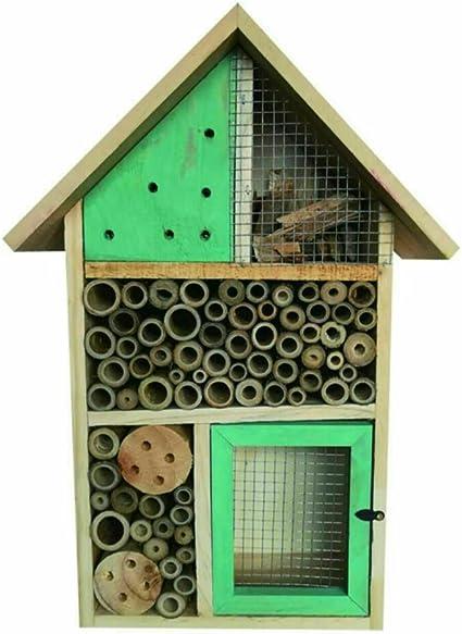 Heritage, caja de madera para insectos, casa nido para abejas y ...