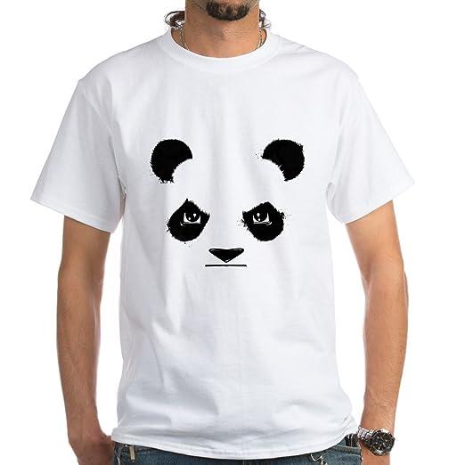 Amazoncom Cafepress Thug Panda 100 Cotton T Shirt White Clothing