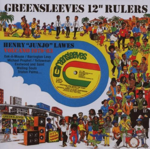 12'' Rulers: Henry Junjo Lawes by Greensleeves