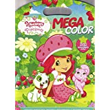 Strawberry Shortcake Mega Color Colouring and Activity Book with Stickers