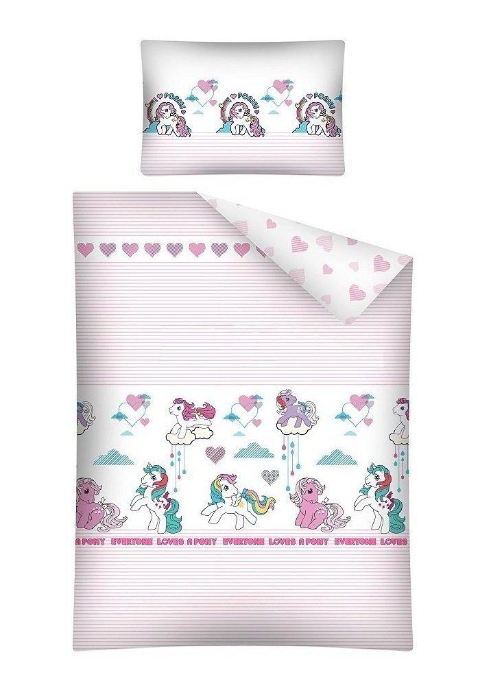Little Pony bedding  set 100X135 cot bed