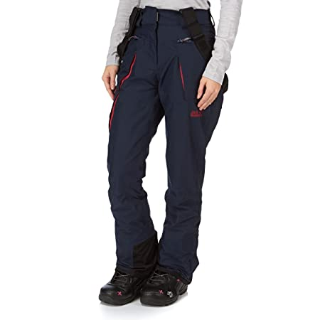 Jack Wolfskin Revelstoke Pants Women Amazon De Sport Freizeit