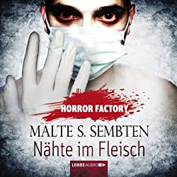Nähte im Fleisch (Horror Factory 17)