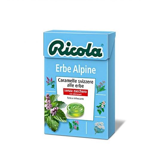 リコラ アルペンフレッシュハーブキャンディ