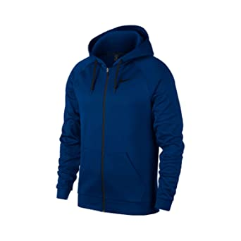 99e09d25f6be NIKE Men s Big and Tall Dri-Fit Therma Full Zip Hoodie at Amazon Men s  Clothing store