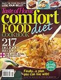 Taste Of Home, Comfort Food Diet Cookbook, Special 2008 Issue