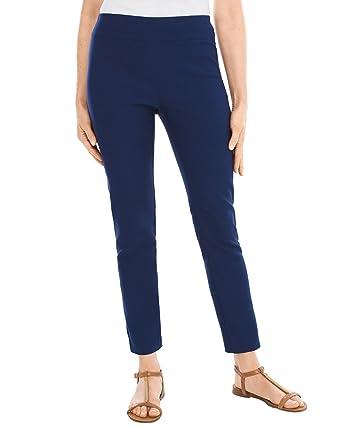 Women's Clothing Professional Sale Chicos Linen Cotton Tan White Stripe Sz 3 Zipper Pockets Full Length Pants Less Expensive Clothing, Shoes & Accessories