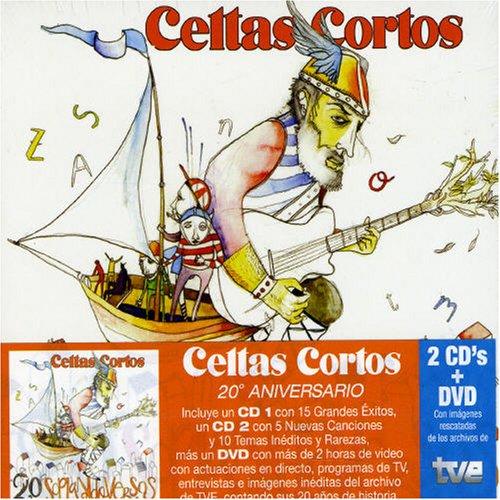 20 Soplando Versos +Dvd: Celtas Cortos: Amazon.es: Música