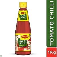Nestle Maggi Hot & Sweet Tomato Chilli Sauce Bottle, 1kg
