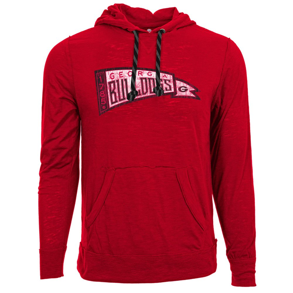 Levelwear NCAA Mens Colt Pennant Race Hoodie