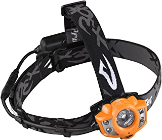 product image for Princeton Tec Apex Rechargeable LED Headlamp (275 Lumens, Orange)