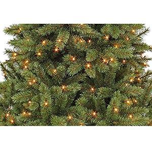 Weihnachtsbaum Künstlich 2m.Gartenpirat Künstlicher Weihnachtsbaum 150 Cm Christbaum Mit