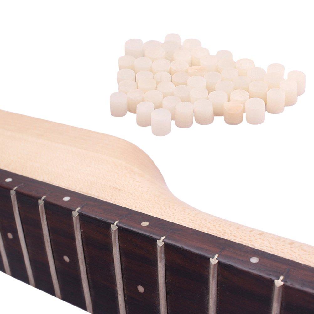ULTNICE Guitar Bass Side Dots Position Marker Mandolin Banjo Instrument Accessory 100pcs