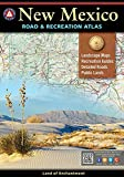 img - for New Mexico Road & Recreation Atlas book / textbook / text book