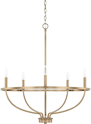 HomePlace 428551AD Greyson Chandelier