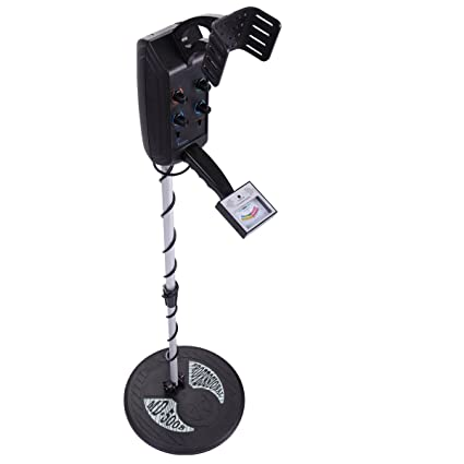 MD-5008 Deep Sensitive Metal Detector Waterproof Coil NEW