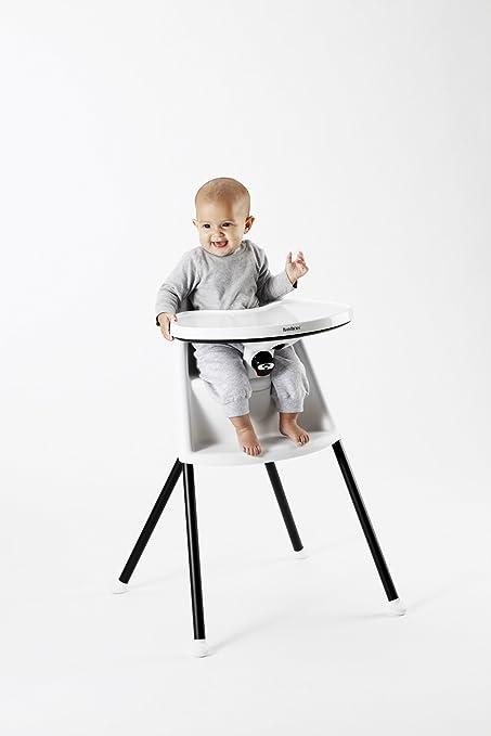 60df3a8bd1b Amazon.com   BABYBJORN High Chair - White   Childrens Highchairs   Baby
