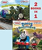 Dinos & Discoveries/Emily Saves the World (Thomas & Friends) (Deluxe Pictureback)