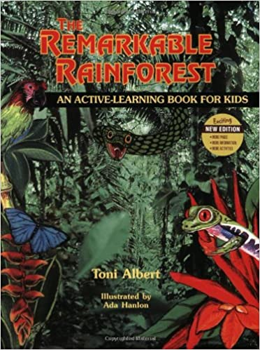 The Remarkable Rainforest: An Active-Learning Book for Kids, New ...