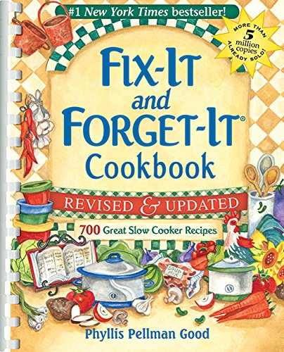 [Fix-It and Forget-It Revised and Updated: 700 Great Slow Cooker Recipes (Fix-It and Enjoy-It!)] (Columbus Ohio Halloween)
