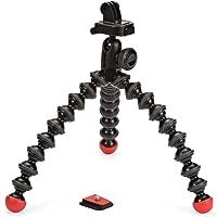 JOBY GorillaPod Action Video Tripod - A Strong, Flexible, Lightweight Tripod for GoPro HERO6 Black, GoPro HERO5 Black…