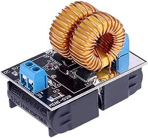 وحدة إمداد الطاقة الساخنة ذات الجهد المنخفض 5-12 فولت مع لفة تسخين