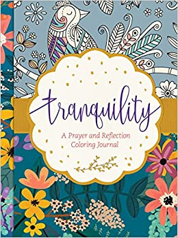 Image result for tranquility a prayer and reflection coloring journal
