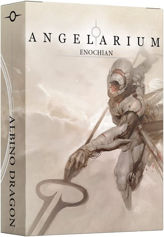 Enochian Playing Cards Albino Dragon Angelarium