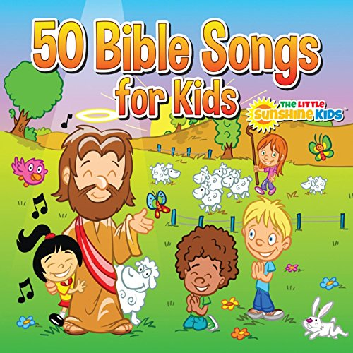 50 Bible Songs for Kids (Childrens Christian Music)