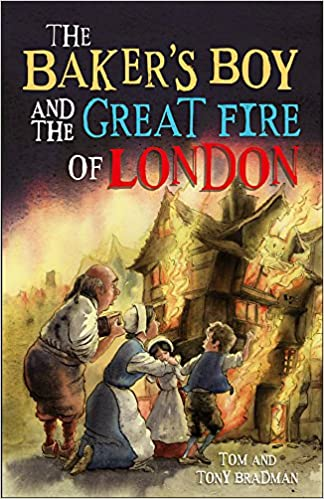 Image result for the baker's boy and the great fire of london