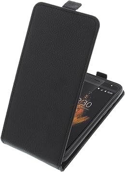 foto-kontor Funda para Wieppo S6 Lite Protectora Tipo Flip para ...
