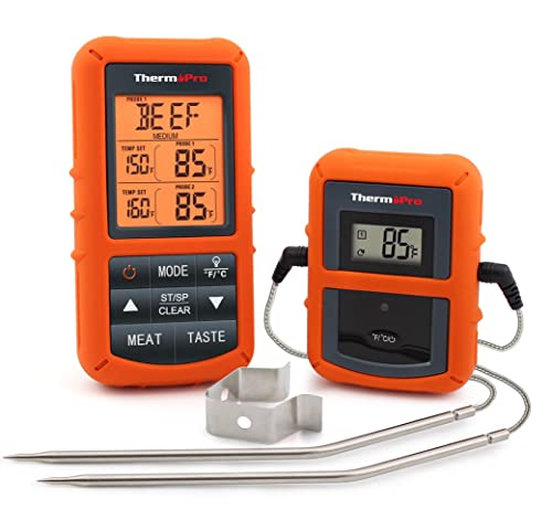 best meat thermometer for smoking and grilling