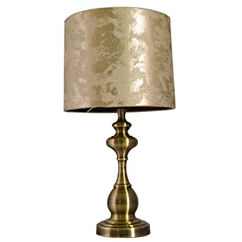 185 retro noble golden copper table lamp tootoo star metal base 185quot retro noble golden copper table lamptootoo star metal base best desk lamps aloadofball Gallery